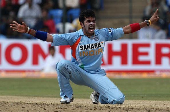 Sreesanth: As vociferous as ever!