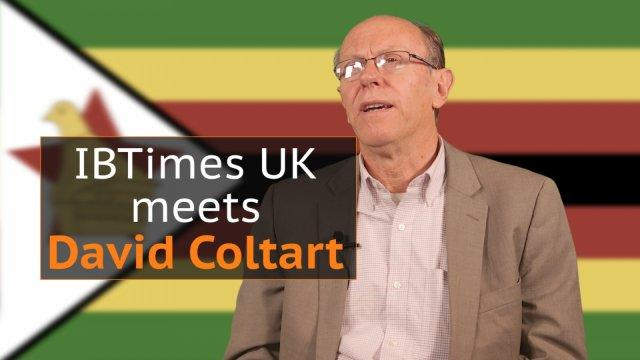 IBTimes UK meets David Coltart