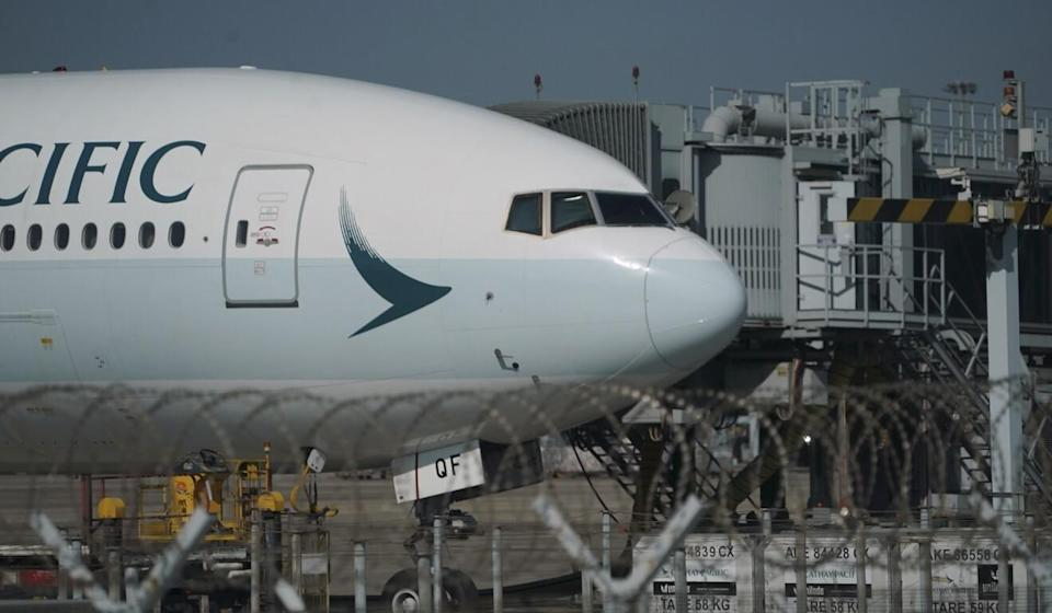 Some travellers face uncertainties now that Cathay has cut several long-haul routes. Photo: Felix Wong