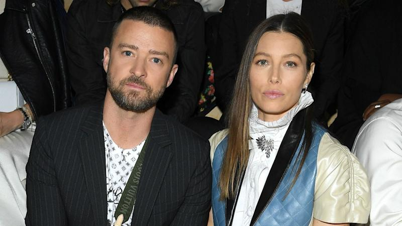 'Doghouse': Justin Timberlake slammed for comment on Jessica Biel's Instagram