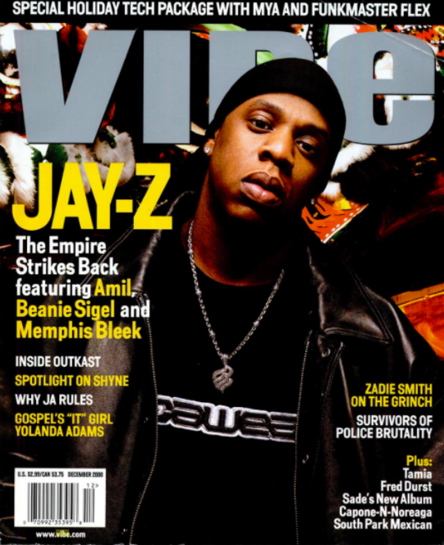 The Evolution Of Hov: Revisiting JAY-Z's Iconic 'VIBE' Covers