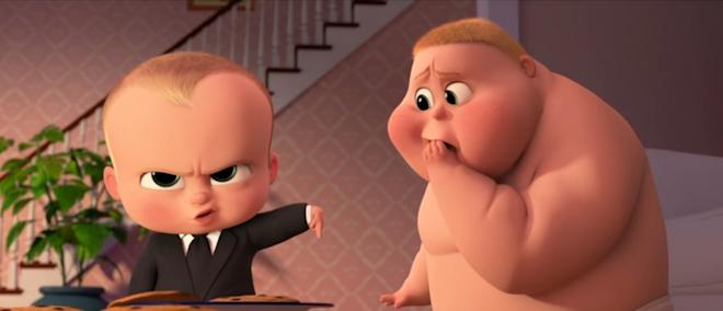 Alec Baldwin's The Boss Baby