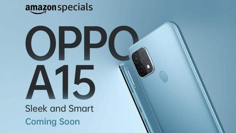 Specifications of OPPO A15 smartphone leak ahead of launch
