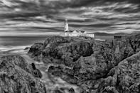 "<p>Fanad Lighthouse in Co Donegal, Ireland – This image was taken by fitness instructor Todor Tilev from Athlone, Co Westmeath, who said: ""My family and I visited County Donegal and went to Fanad Lighthouse, where I took this picture. The location is stunning and Fanad Lighthouse has the reputation of one of the most beautiful lighthouses in the world."" Source: Todor Tilev / SWNS </p>"