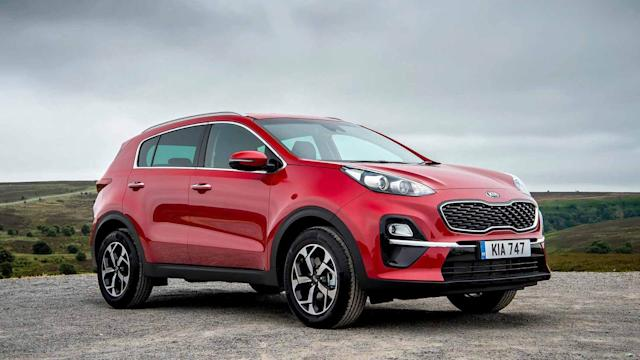 kia 2020 event offers sportage from 229 a month interest free yahoo sport uk