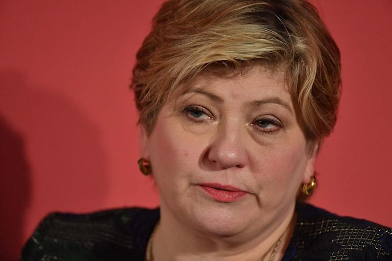 Labour leadership candidates Emily Thornberry: PA