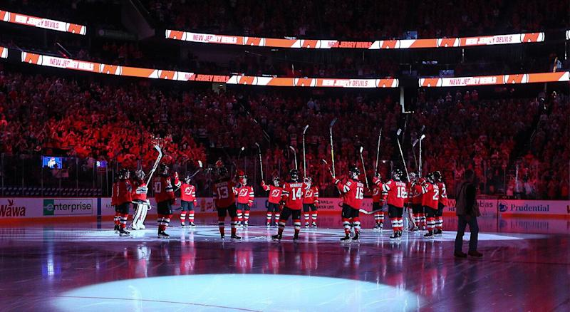New Jersey Devils end partnership with NWHL Metropolitan Riveters