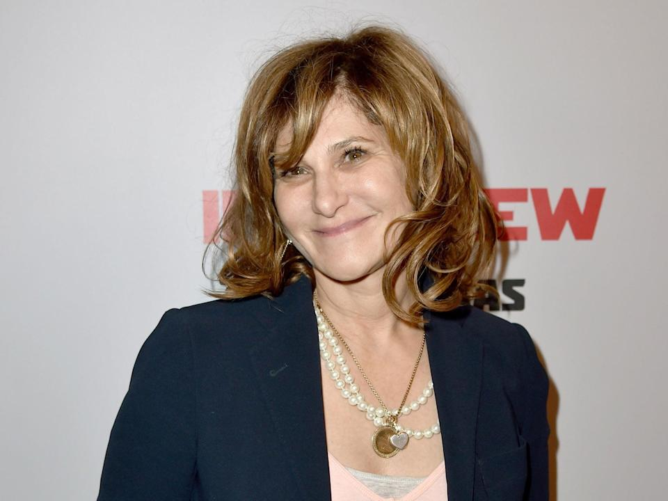 <p>Hollywood executive Amy Pascal was one of several high-profile women allegedly impersonated by the suspect</p> (Getty)