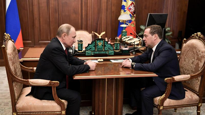 Duma to review Putin PM appointee Mishustin on heels of Medvedev's resignation