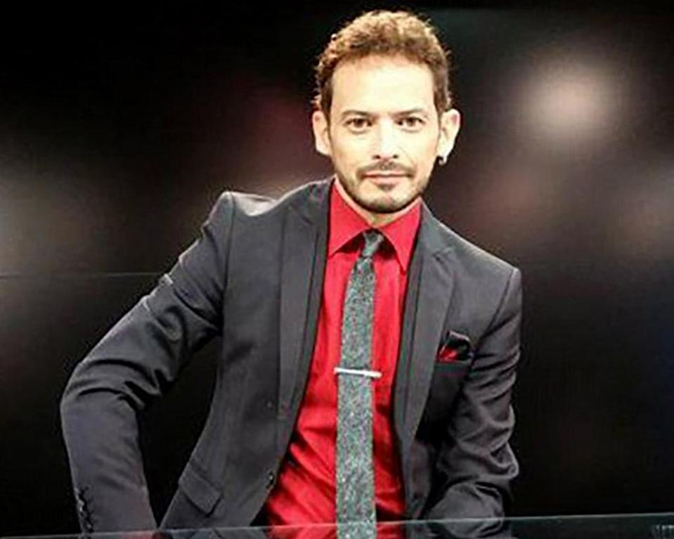 """Alejandro """"Jano"""" Fuentes was a Mexican singer who competed on 'La Voz,' the Mexican version of 'The Voice.' On June 16, he was shot dead by an unknown assailant while sitting in his car after celebrating his 45th birthday. He was taken off life support and pronounced a dead two days later. (Photo: La Voz)"""