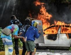 Deaths from Venezuelan anti-government protests up to 75