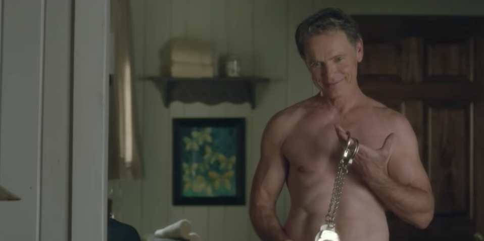 Bruce Greenwood in <i>Gerald's Game</i>. (Photo: Intrepid Pictures/Netflix)