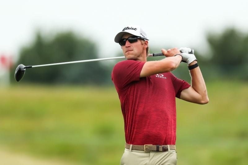 Golf: Werenski and Thompson tied for lead after second round in Minnesota