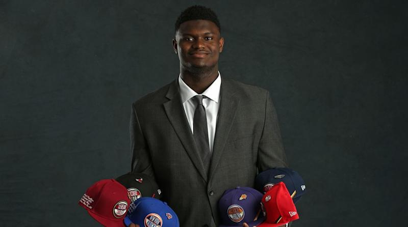 The NBA draft lottery couldn't have gone any better for the Pelicans. Landing the No. 1 pick, they earned a chance to select Zion Williams and watched as Anthony Davis suitors landed top picks.