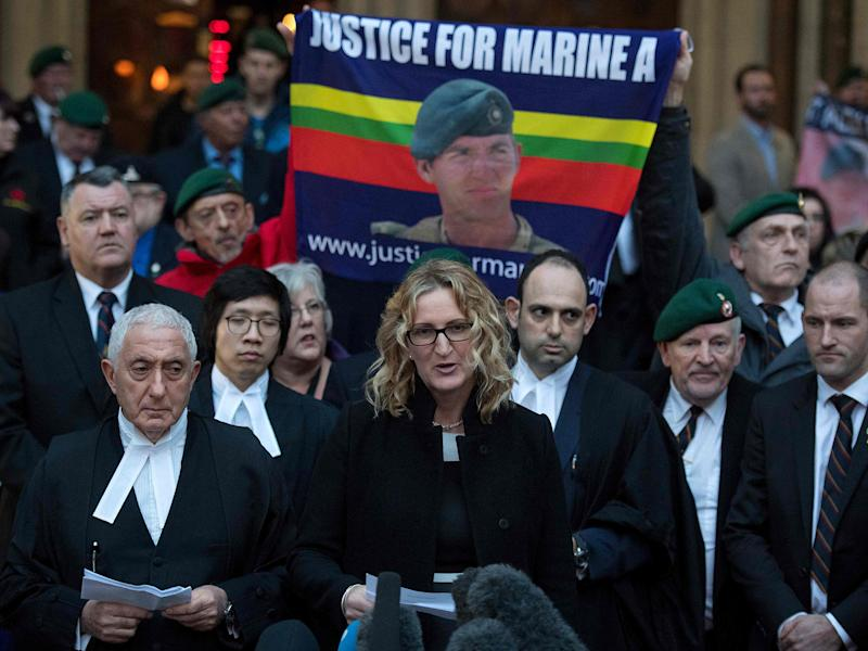 Blackman has been cleared of the most serious of crimes – murder – but he has admitted the lesser crime of manslaughter on the grounds of diminished responsibility: AFP/Getty