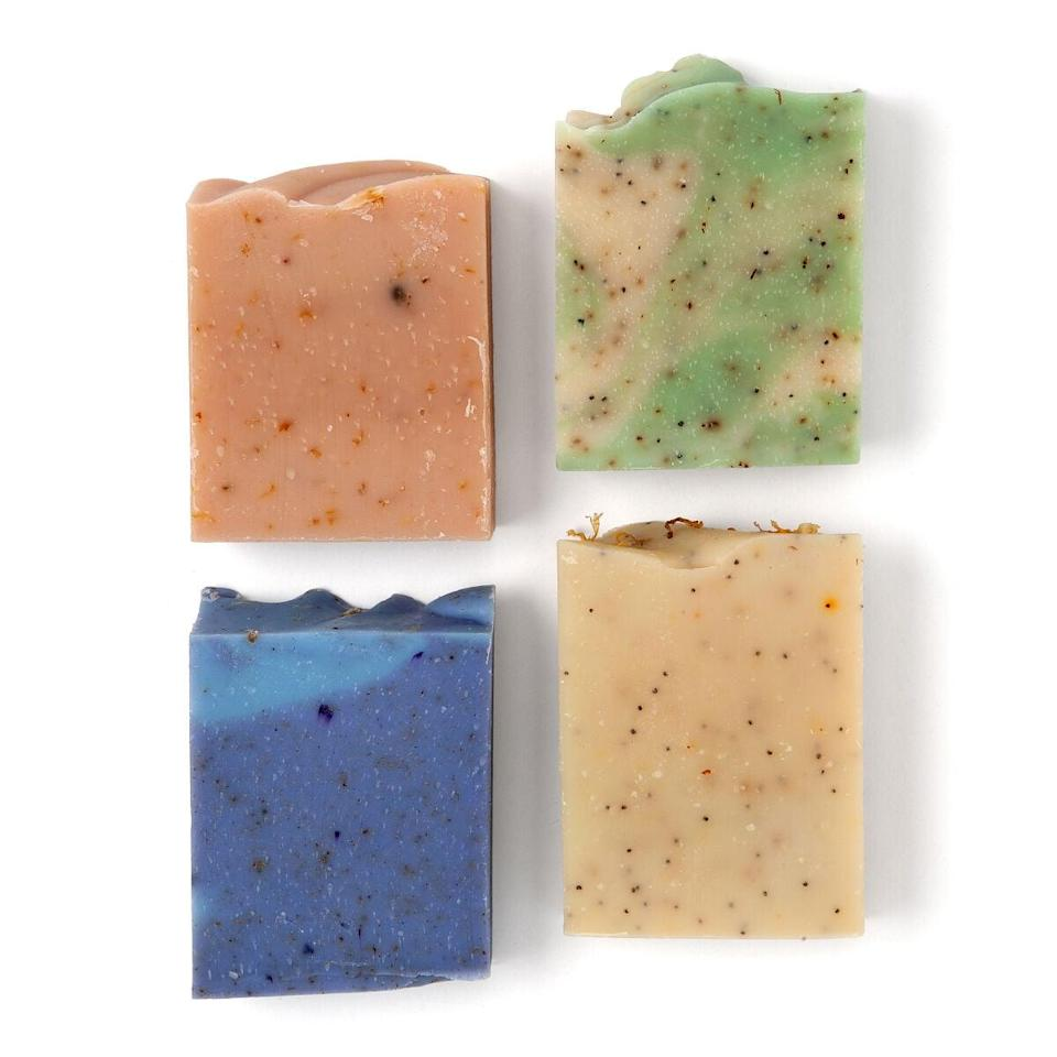 <p>These <span>Cocktail Inspired Soaps</span> ($16 for two) are a step above the rest.</p>