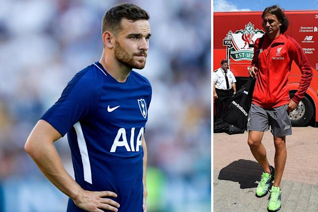 There are some notable absentees from Premier League squads