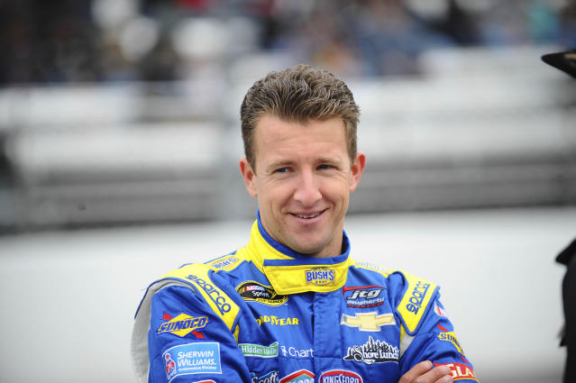 If A.J. Allmendinger is voted in to the All-Star Race, he'll do the worm
