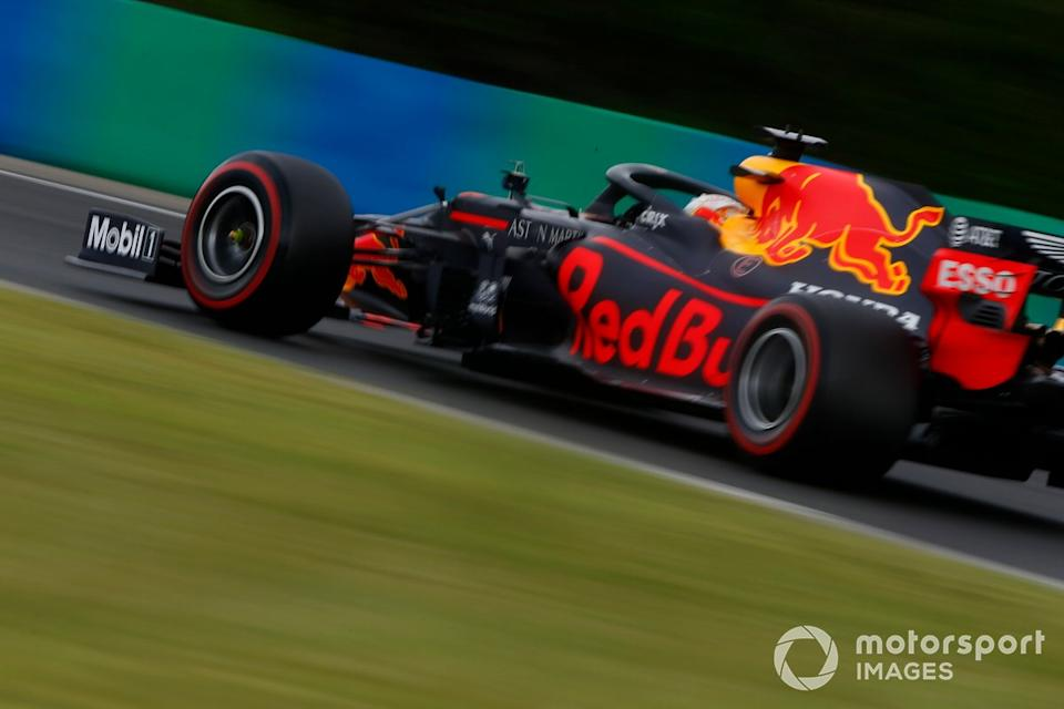 "Max Verstappen, Red Bull Racing RB16 <span class=""copyright"">Andy Hone / Motorsport Images</span>"