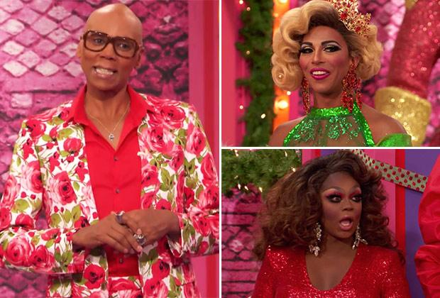 Rupauls Christmas Special.Drag Race Holi Slay Spectacular Video Rupaul Reveals A Jaw