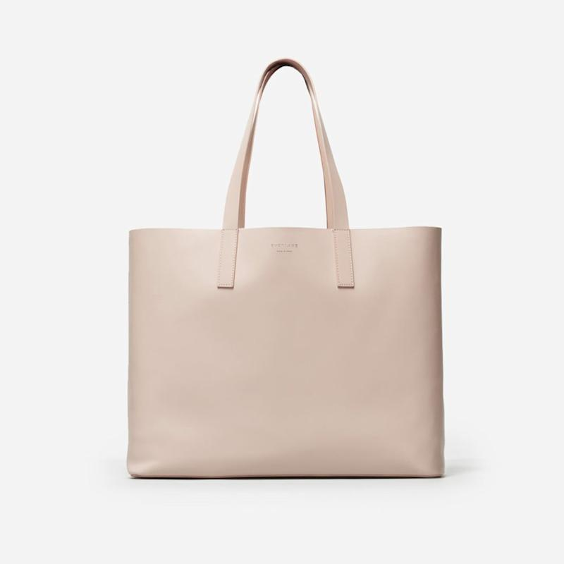The Day Market Tote in Blush