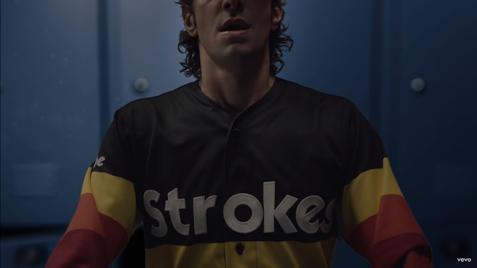 The Strokes / Mets story