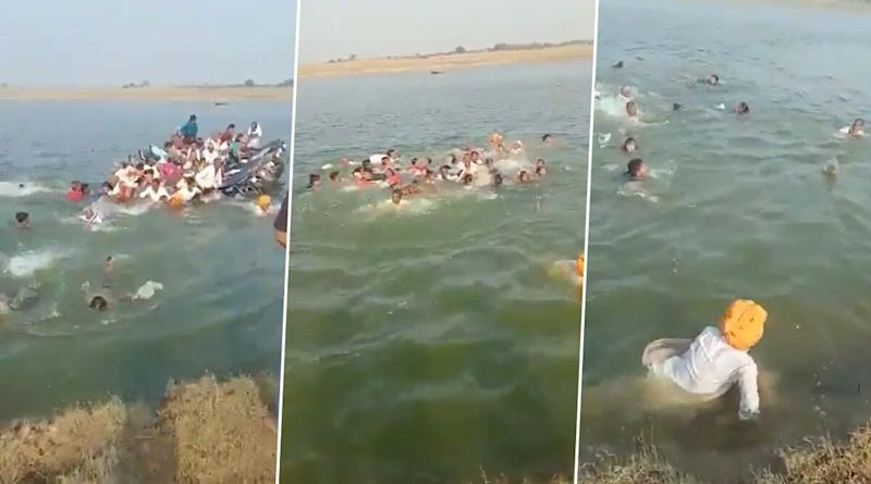 Rajasthan Boat Tragedy: Boat Capsizes in Chambal River in Kota District, At Least 10 Dead