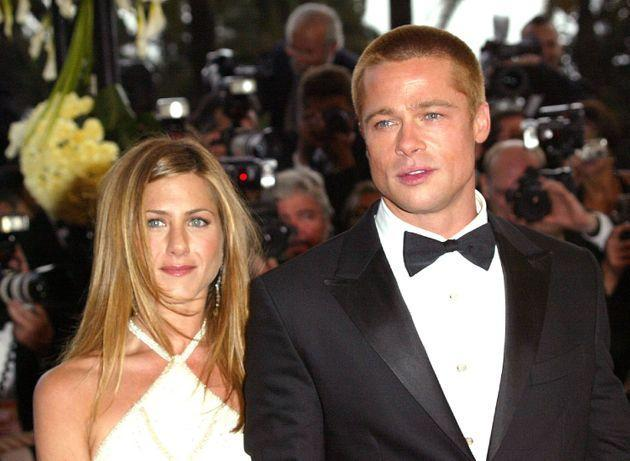 Jennifer Aniston and Brad Pitt were married between 2000 and 2005. (Photo: Toni Anne Barson Archive via Getty Images)