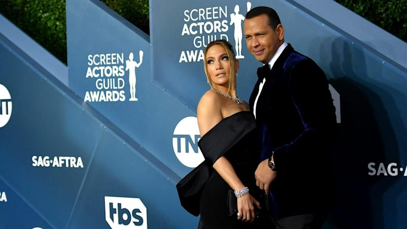 Alex Rodriguez & Jennifer Lopez Reportedly Want To Buy New York Mets
