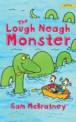 The story of the Loch Ness monster's visit to her Irish cousin