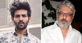 Not 'Gangubai Kathiawadi' but Kartik Aaryan to be part of Sanjay Leela Bhansali's untitled next