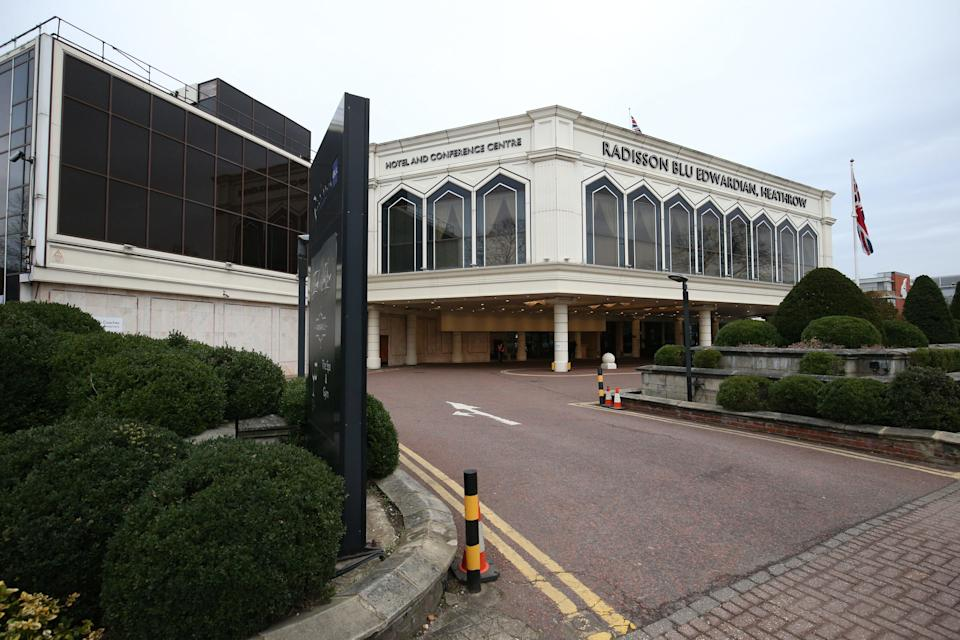 Hotel quarantine is about to get a lot more expensive (Jonathan Brady/PA) (PA Wire)