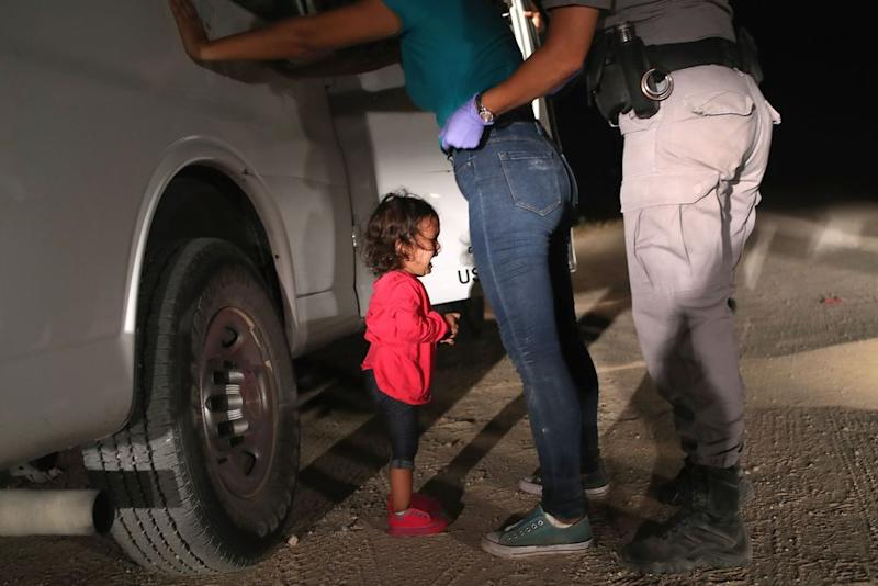 DHS says 522 immigrant children reunited after Trump family separation