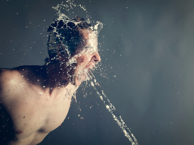 This startup CEO delivered a cold splash of water about the