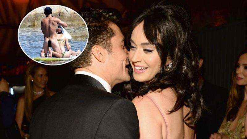 Nsfw Orlando Bloom Is Naked On Holiday With Katy Perry-5428