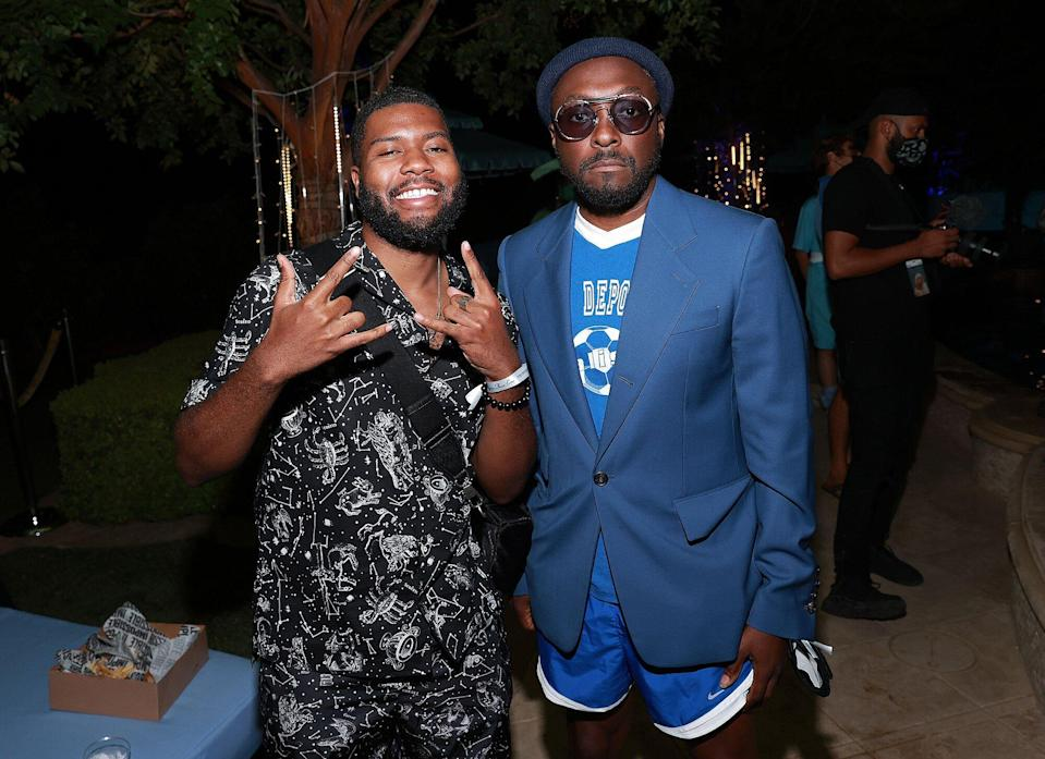 Khalid and Will.i.am