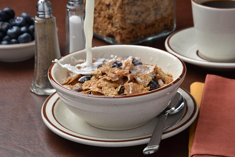 Fiber-rich cereal is a go-to for many nutritionists. (MSPhotographic via Getty Images)