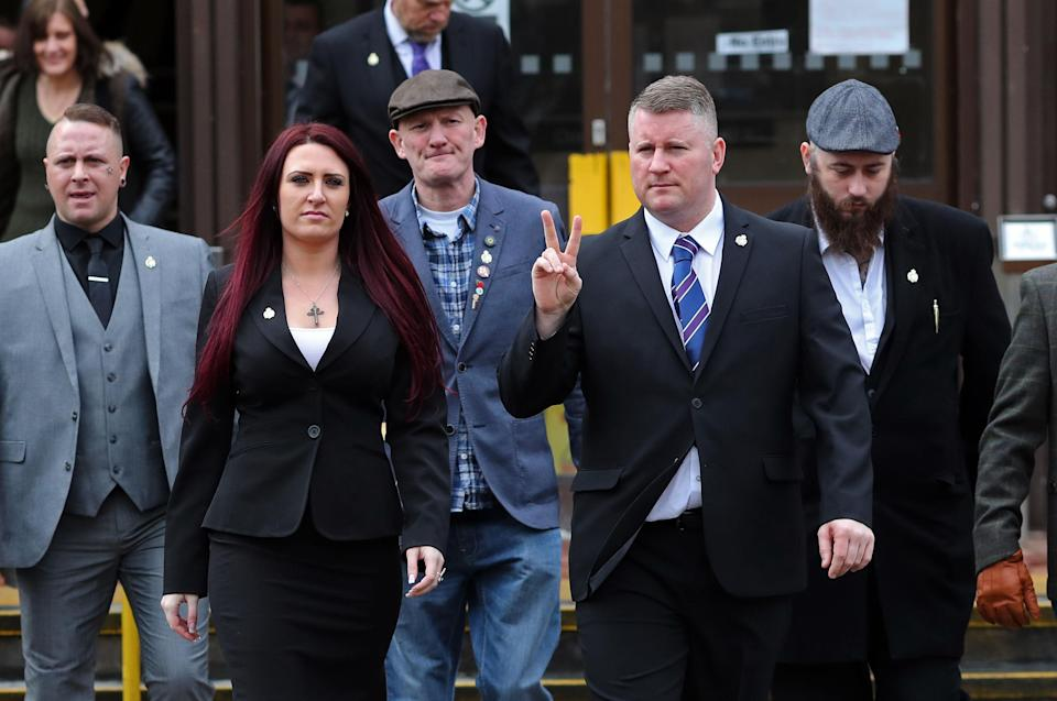 <em>Attacked – Paul Golding has reportedly had his nose broken after being attacked by two inmates in prison (Picture: PA)</em>