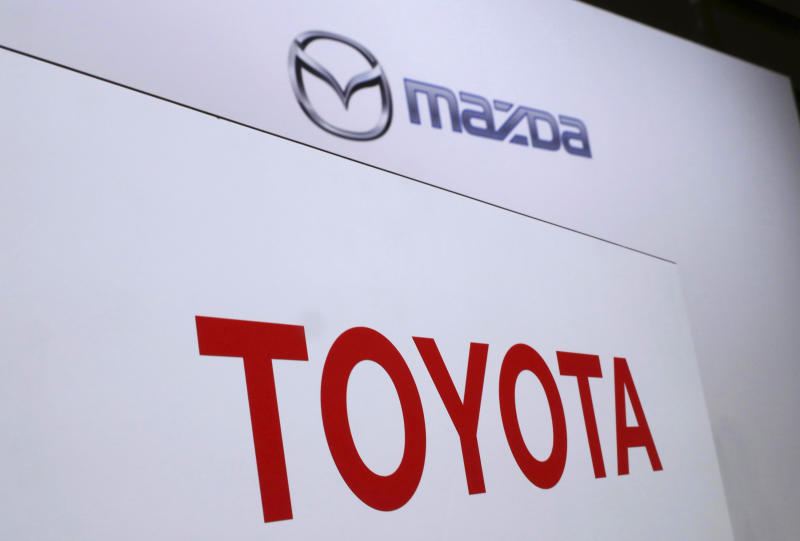 New Toyota-Mazda plant will bring 4,000 jobs to Alabama