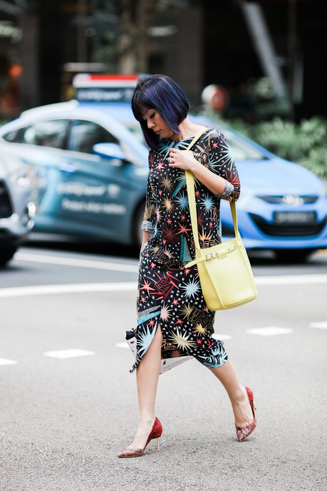 Street Style Inspiration From The Streets Of Singapore 12