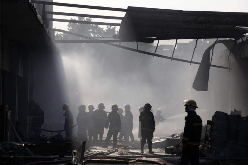 Death toll from Chinese explosion rises to 7