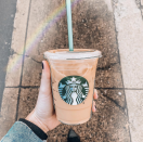 <p>Sometimes going simple is the move, and in that case the iced coffee is a no brainer. What with all of the latest cold brews and nitro brews, it's not the best tasting or strongest cold coffee available, but it's a classic nonetheless.</p>