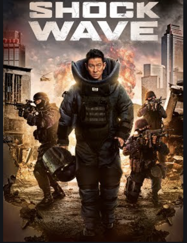 "Chinese action crime thriller ""Shock Wave 2"" led the mainland box office chart, grossing nearly $12 million U.S. dollars on its debut day, Dec. 24, 2020."