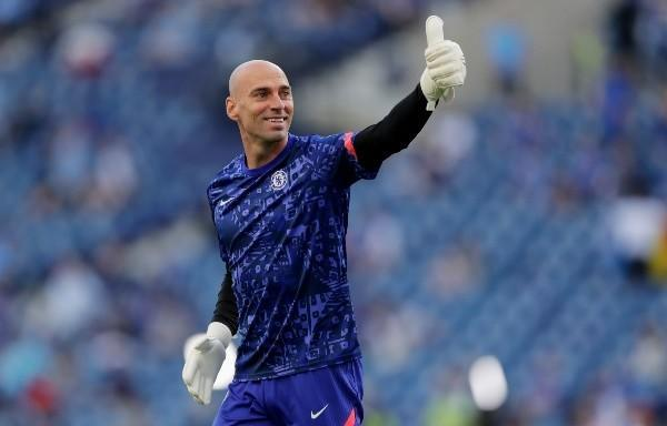 <em><strong>Caballero busca equipo tras ganar la Champions. (Foto: Getty Images)</strong></em>