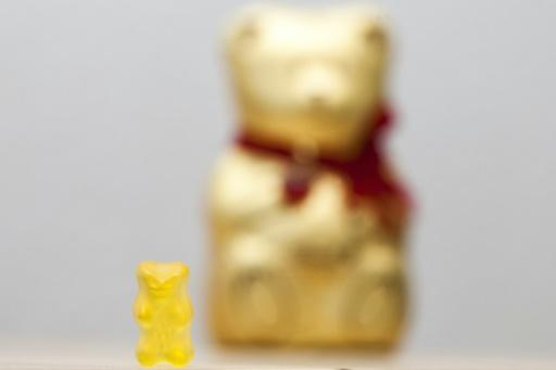 In 2012, Haribo sued Lindt, saying its hollow chocolate teddy bears were an imitation of its own jelly bear product. It lost