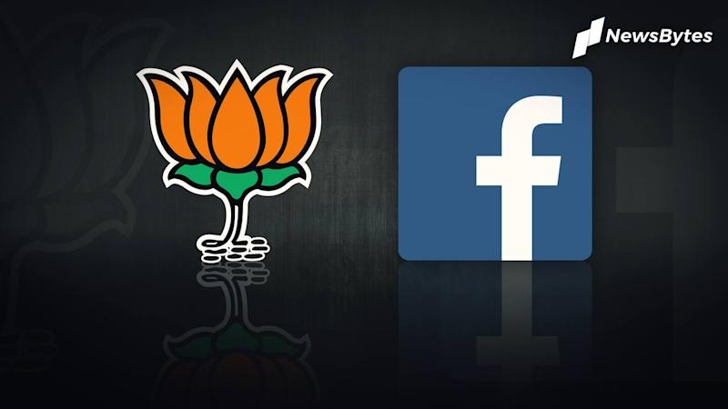 BJP leads in political advertisement spending on Facebook