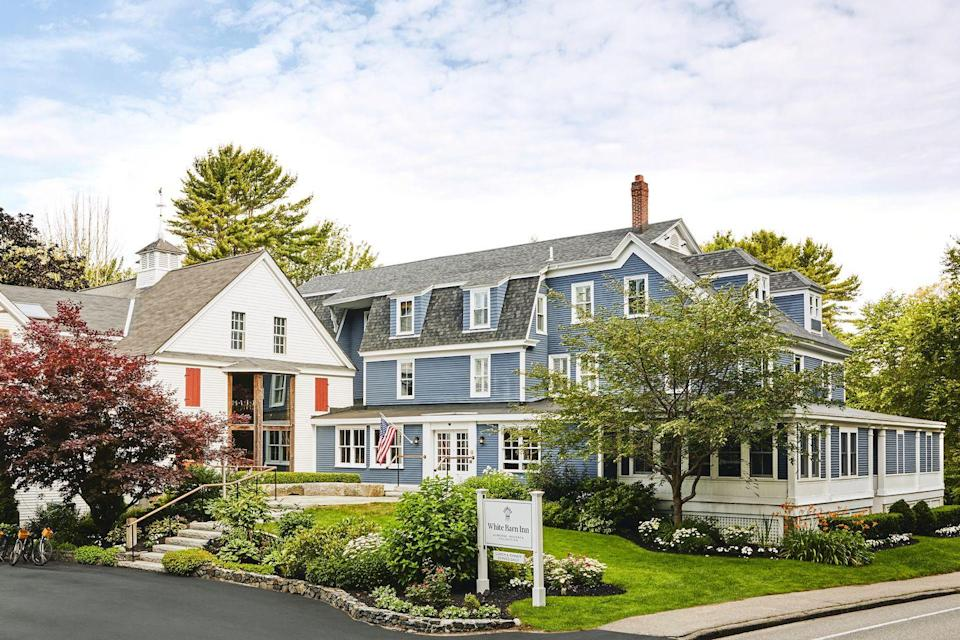 "<p>Philadelphia may be the ""City of Brotherly Love,"" but Kennebunkport is the ""Town of Romantic Love,"" as it decks out for Valentine's Day every year. The town offers ""Paint the Town"" events all through the month of February to celebrate, from cocktail classes to chef dinners and festive soirees.</p><p>Experience New England at its finest at <a href=""https://aubergeresorts.com/whitebarninn/"" rel=""nofollow noopener"" target=""_blank"" data-ylk=""slk:White Barn Inn, Auberge Resorts Collection"" class=""link rapid-noclick-resp"">White Barn Inn, Auberge Resorts Collection</a>, with packages for every type of couple. From farm-to-cocktail culinary classes, romantic spa dates, wine and cheese pairing seminars, and more in immaculately restored buildings invite exploration of the area's history, flavors, and natural beauty.</p>"