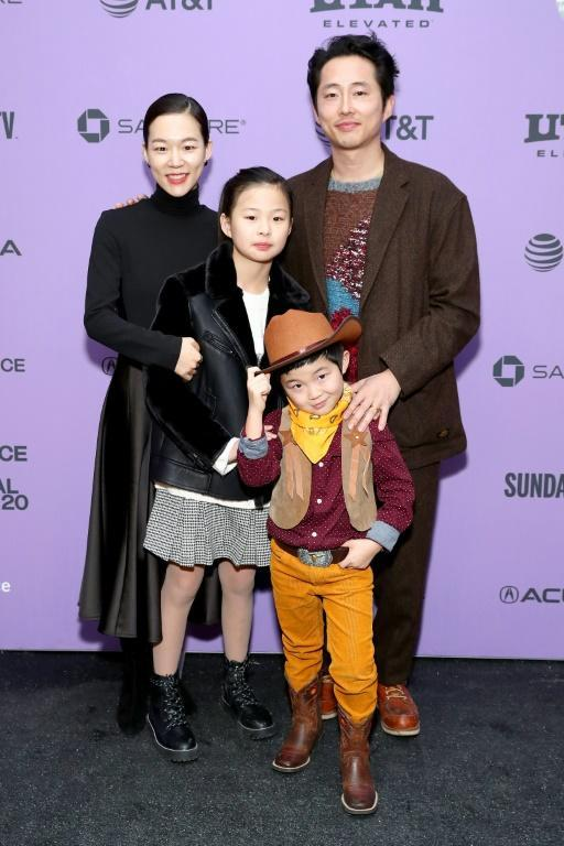 "In the Oscars mix from the 2020 Sundance Film Festival is ""Minari,"" a Korean-American family portrait hoping to emulate last year's best picture ""Parasite"""