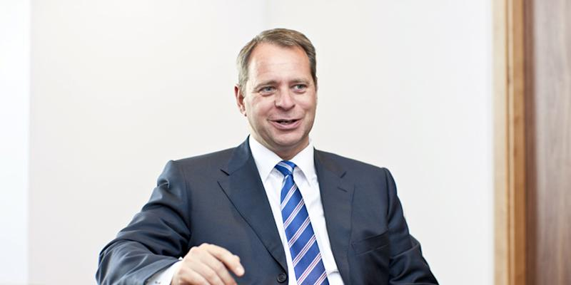 Kevin Ellis, Chairman and Senior Partner, PwC UK