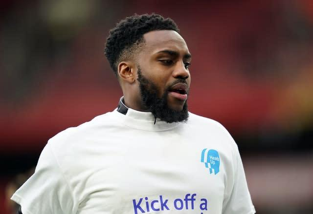 Danny Rose was on loan at Newcastle (PA)